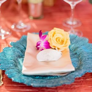 A Peachy Wedding - What's the Occasion