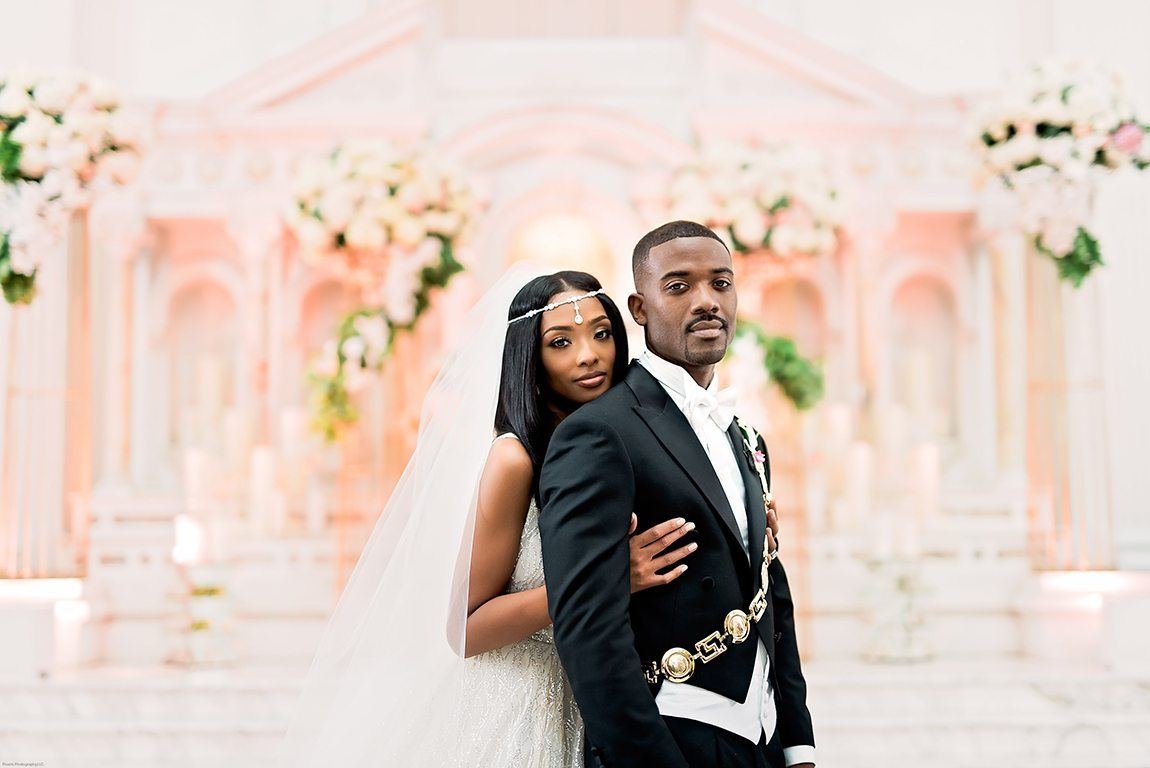Ray J Wedding - What's the Occasion