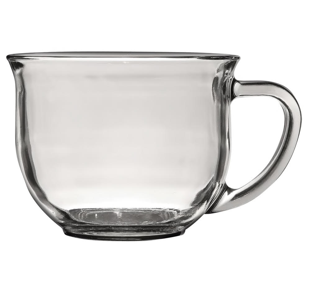 Clear Coffee Mug What S The Occasion
